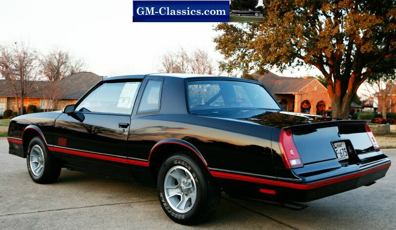 1984 88 monte carlo ss for sale autos post. Black Bedroom Furniture Sets. Home Design Ideas