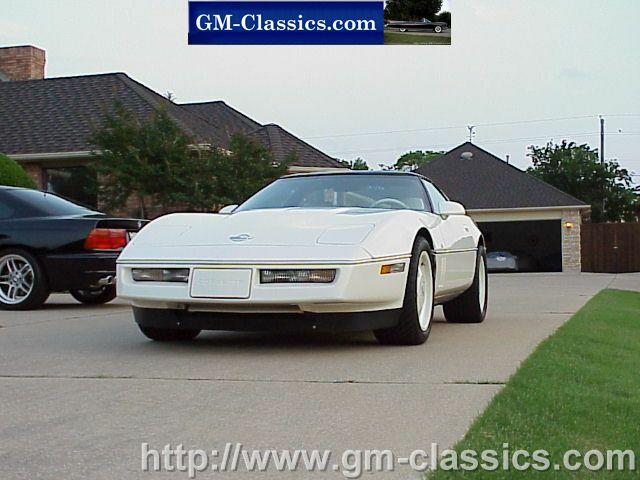 1988 Corvette 35th Anniversary