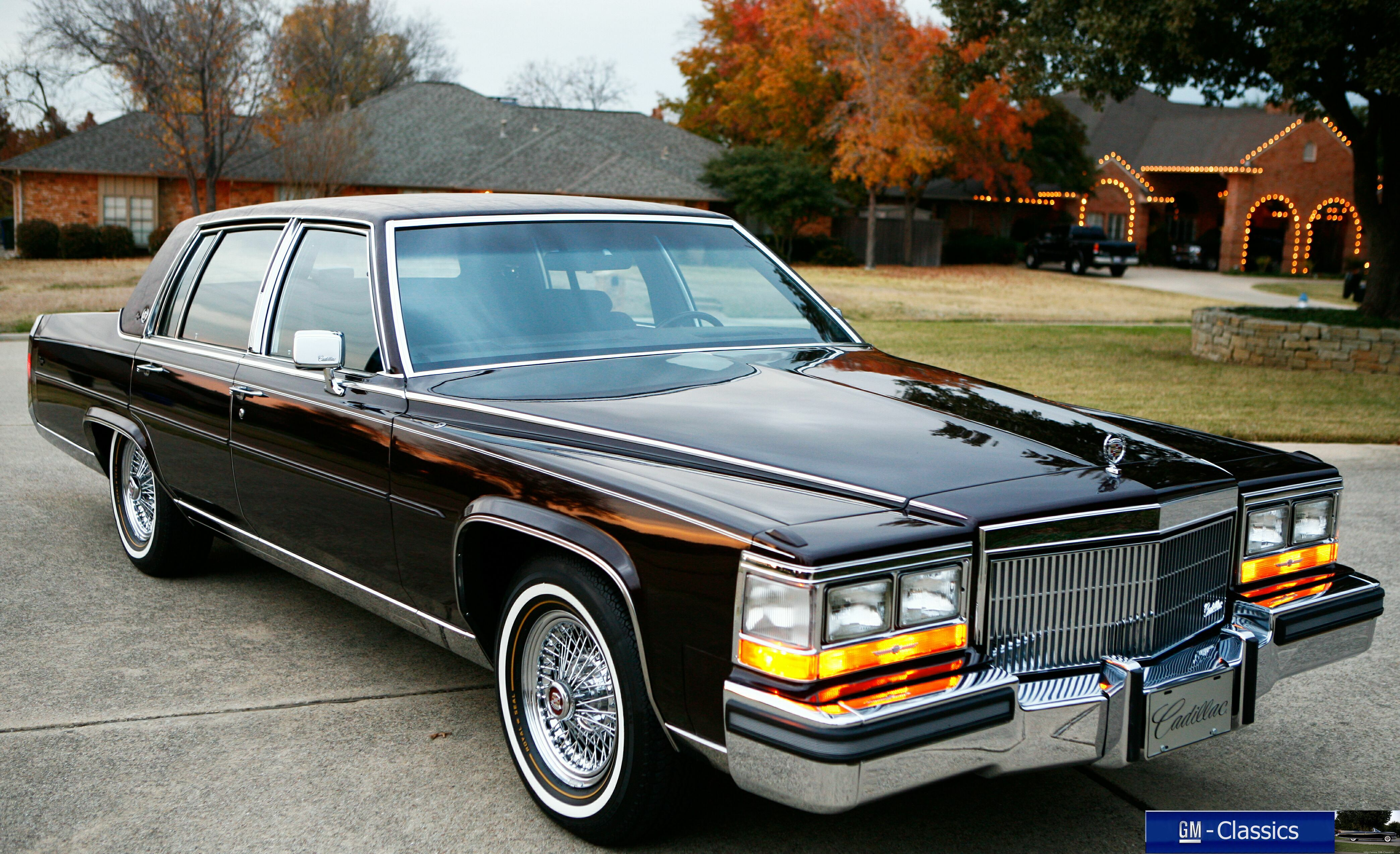 a brougham on for art cadillac by found fleetwood sale