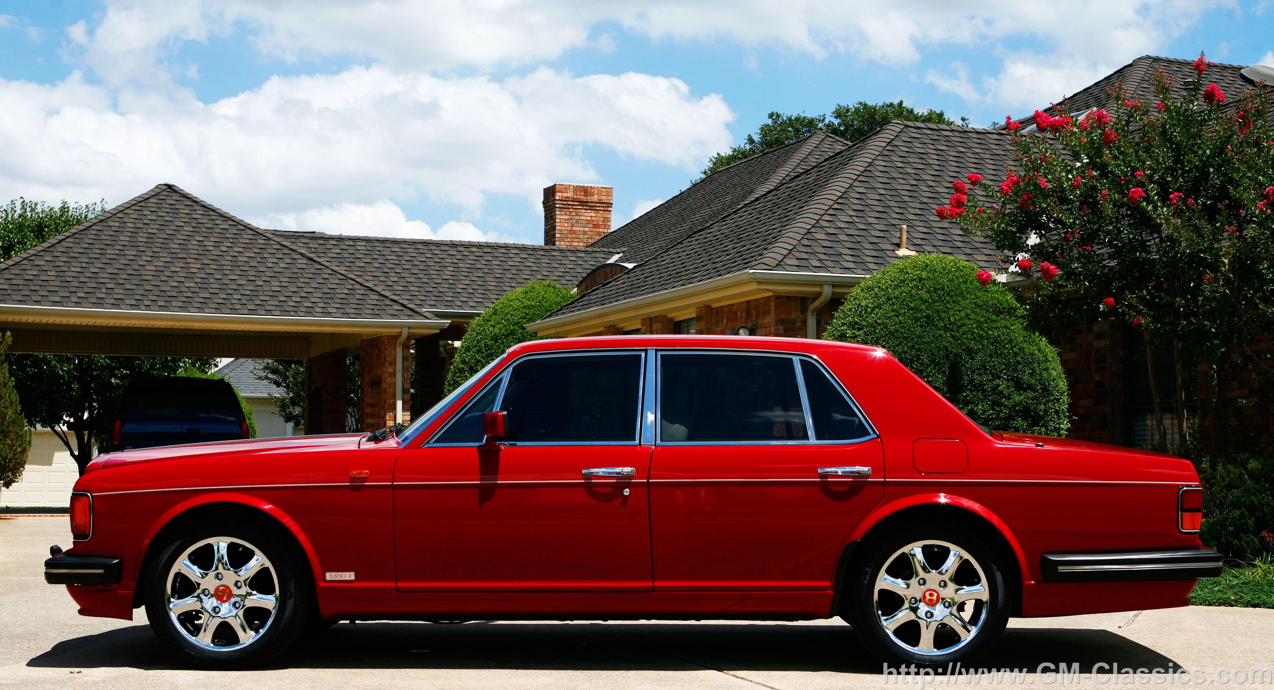 Bentley Turbo R Matt Garrett Dallas Texas