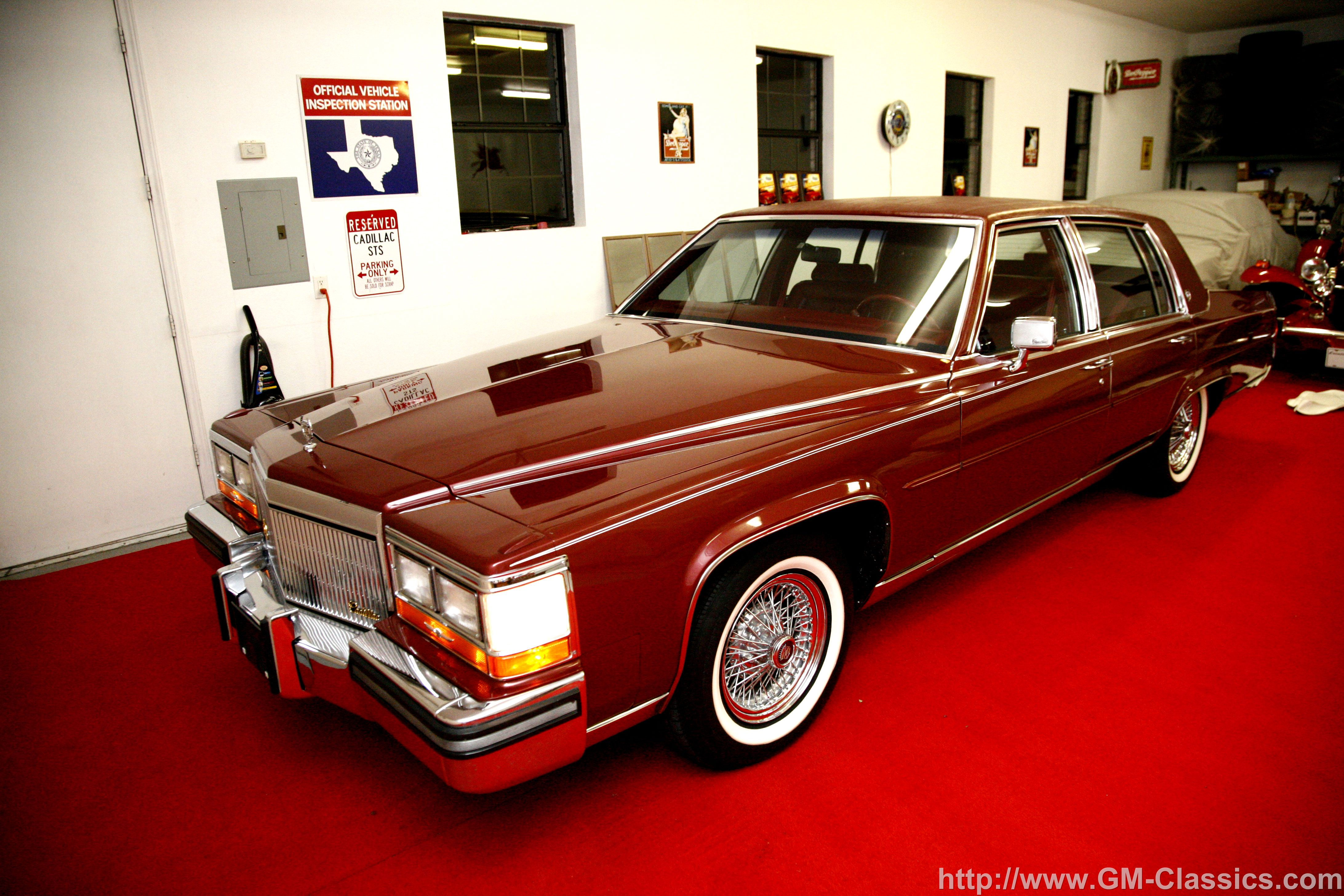1989 Cadillac Fleetwood Brougham - Matt Garrett