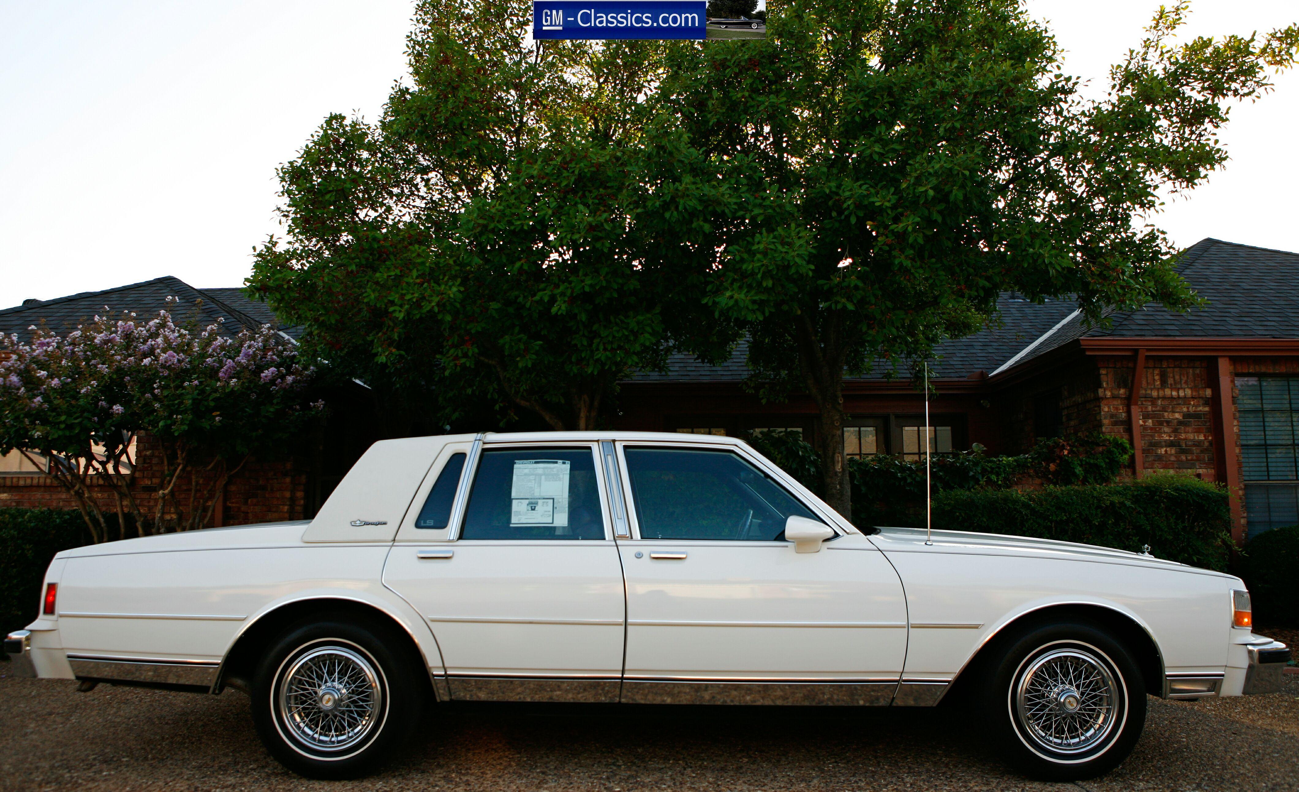 Chevy Dealership Dallas >> Chevrolet Caprice - Matt Garrett