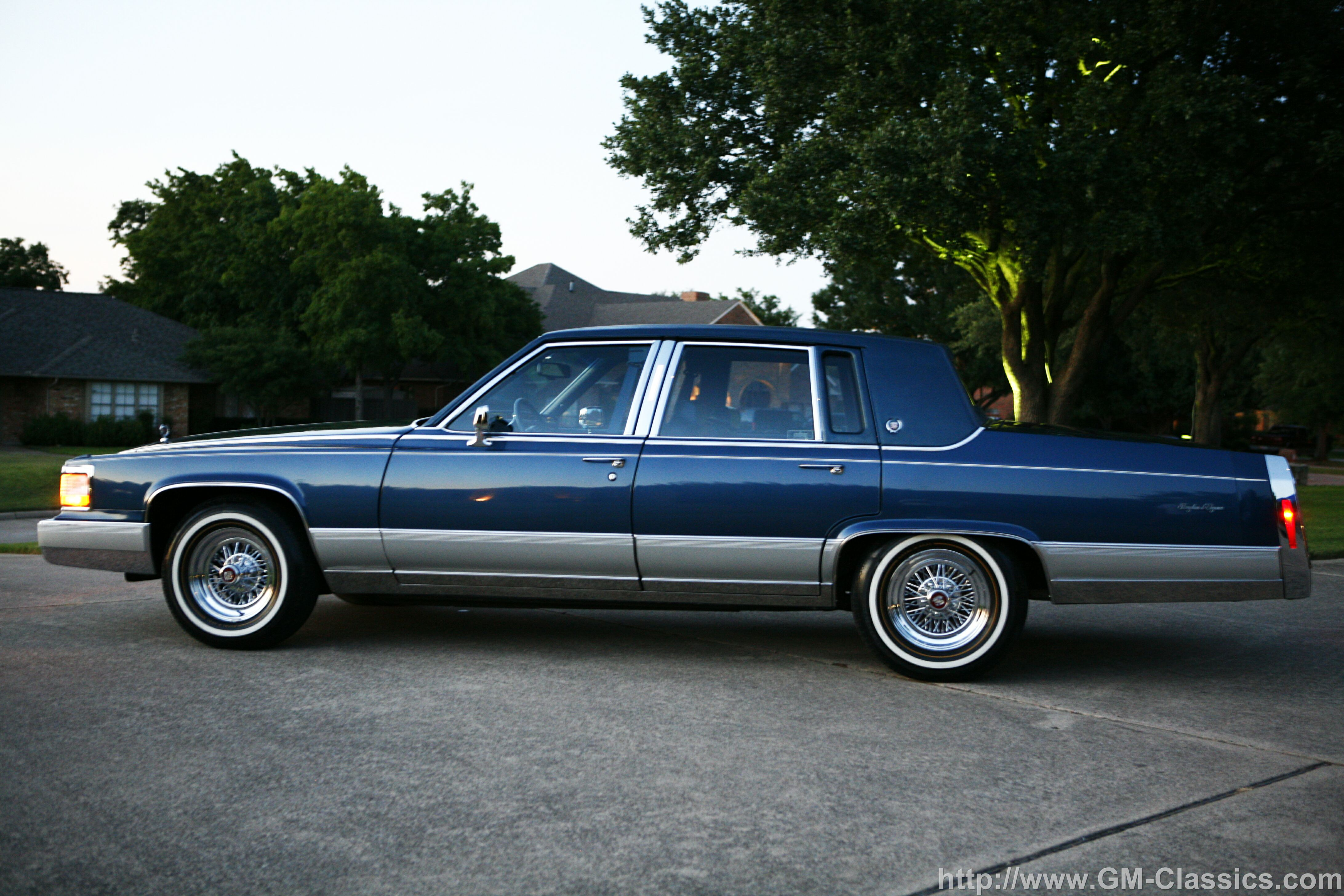 1990 cadillac fleetwood brougham car tuning. Cars Review. Best American Auto & Cars Review
