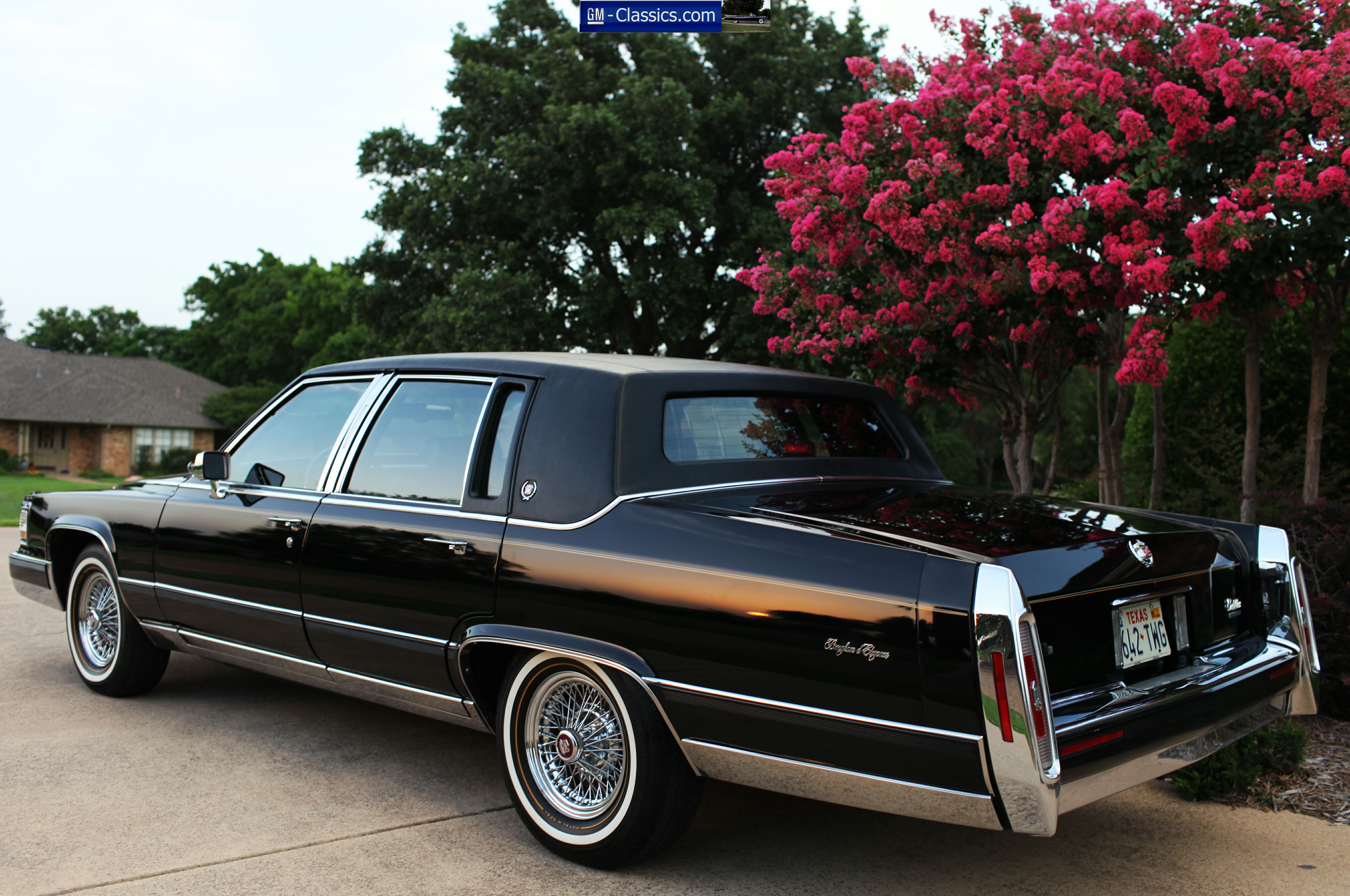 1990 cadillac brougham brougham deelegance ebay. Cars Review. Best American Auto & Cars Review