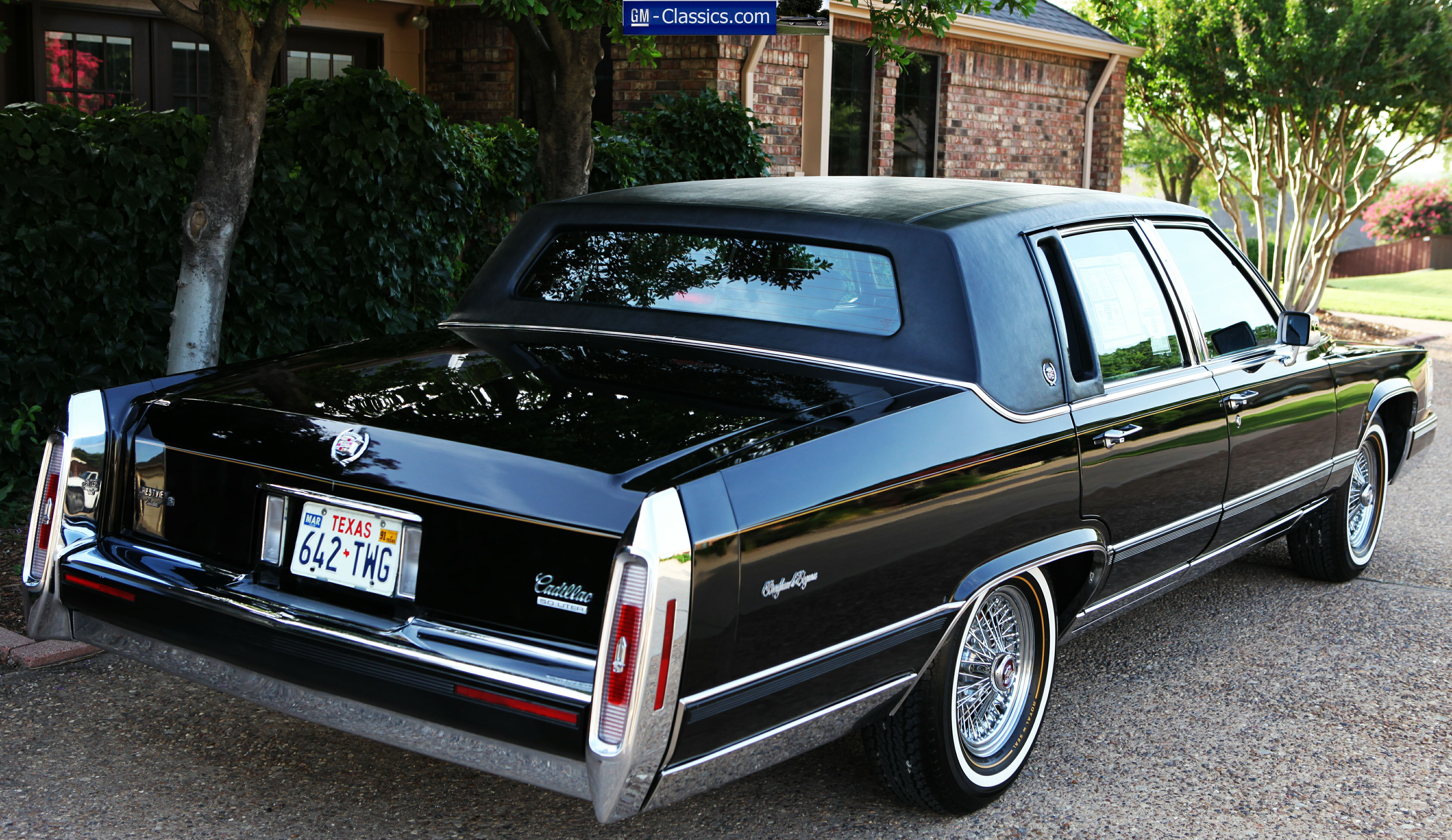 details about 1990 cadillac fleetwood brougham. Cars Review. Best American Auto & Cars Review