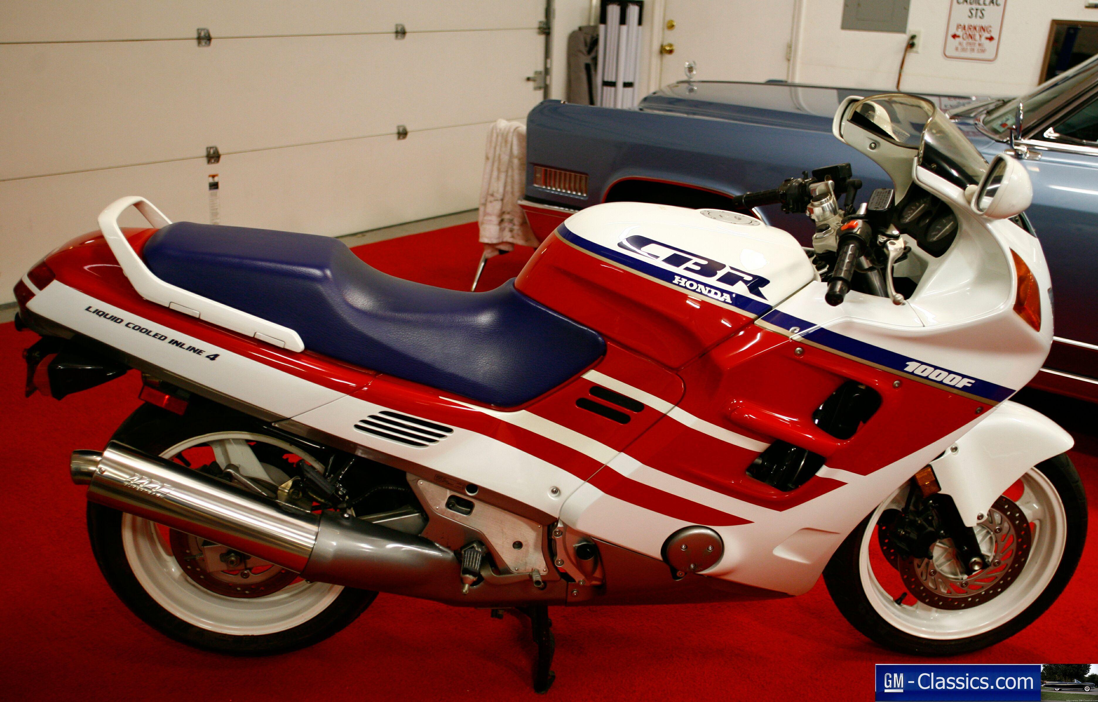 Honda Cbr1000f 1990