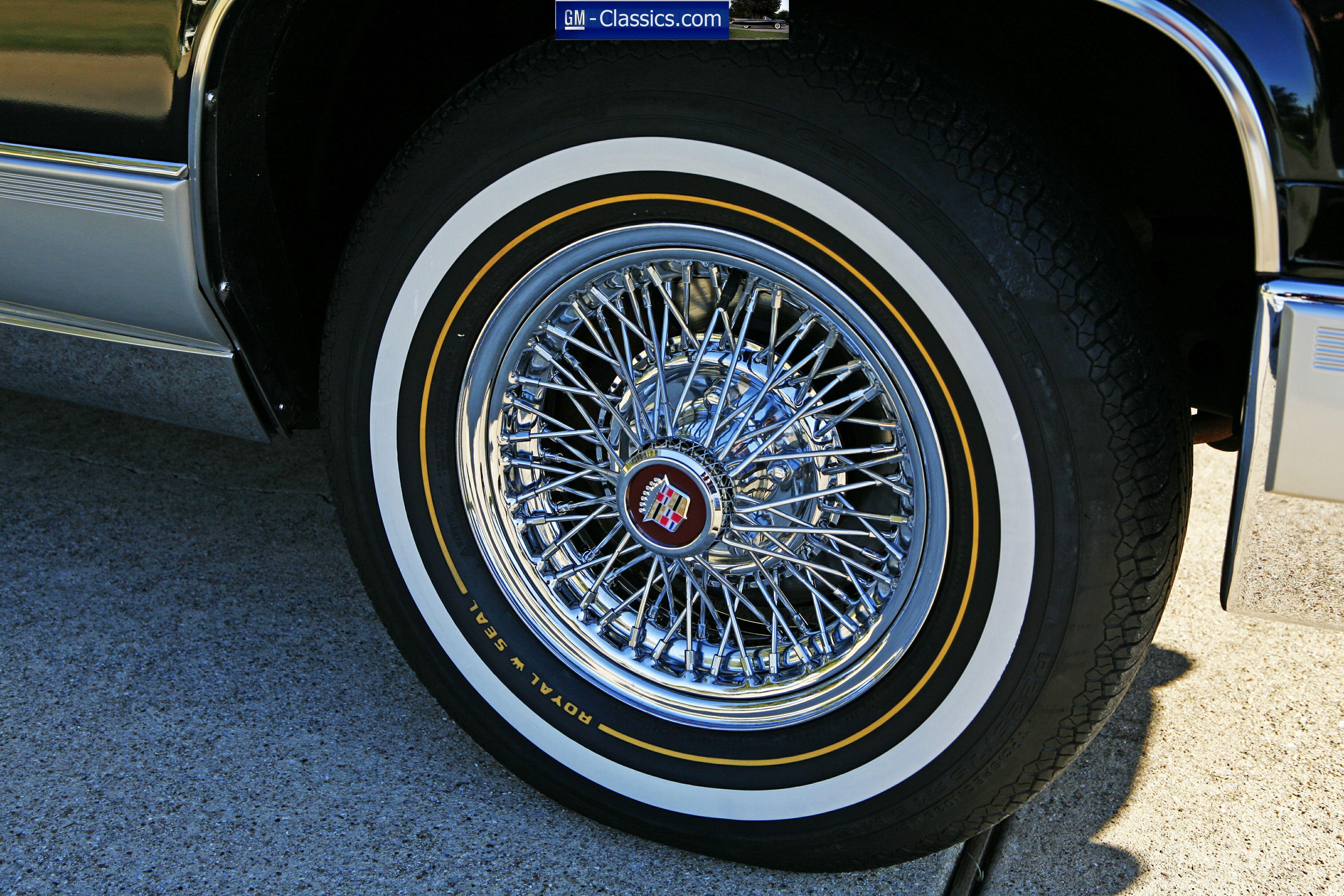 Pin by jolira7 . on Cadillac Real Wire Wheels | Pinterest | Cadillac ...