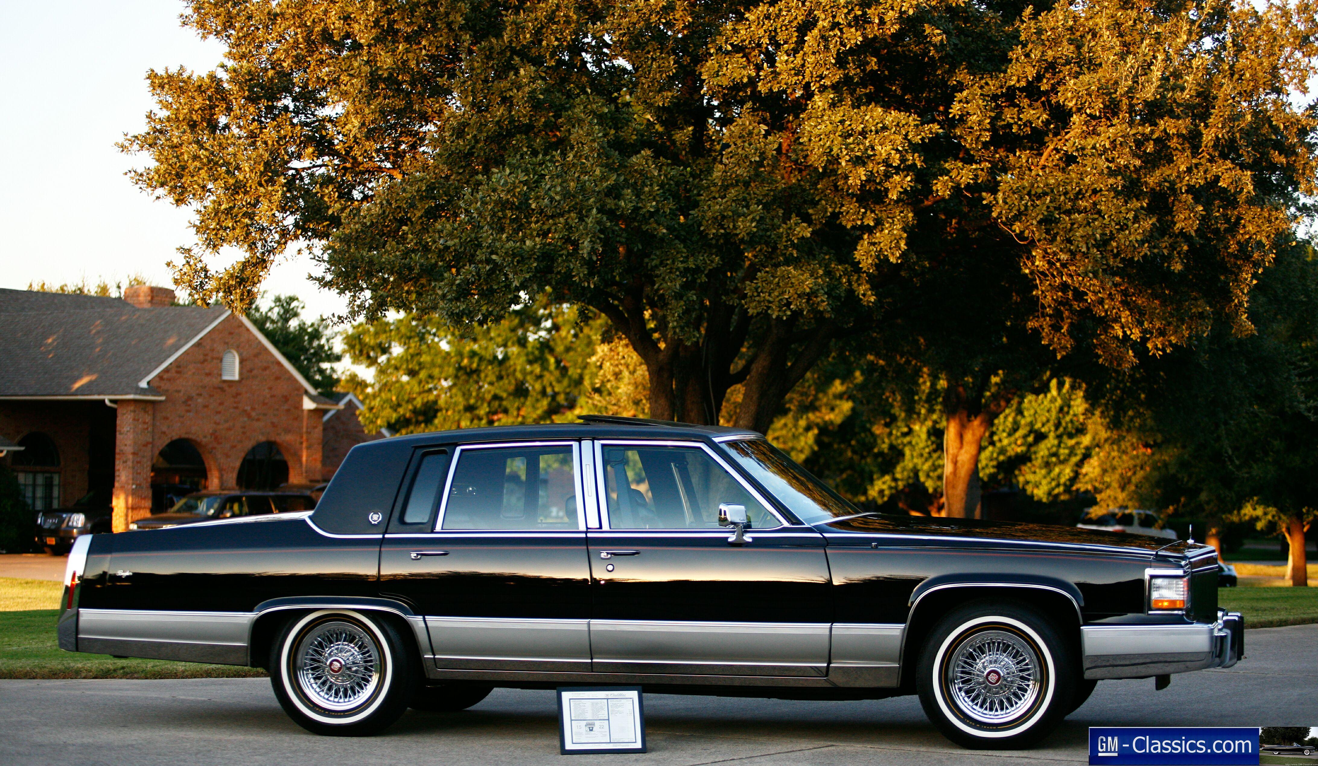 1991 Cadillac Brougham - Matt Garrett
