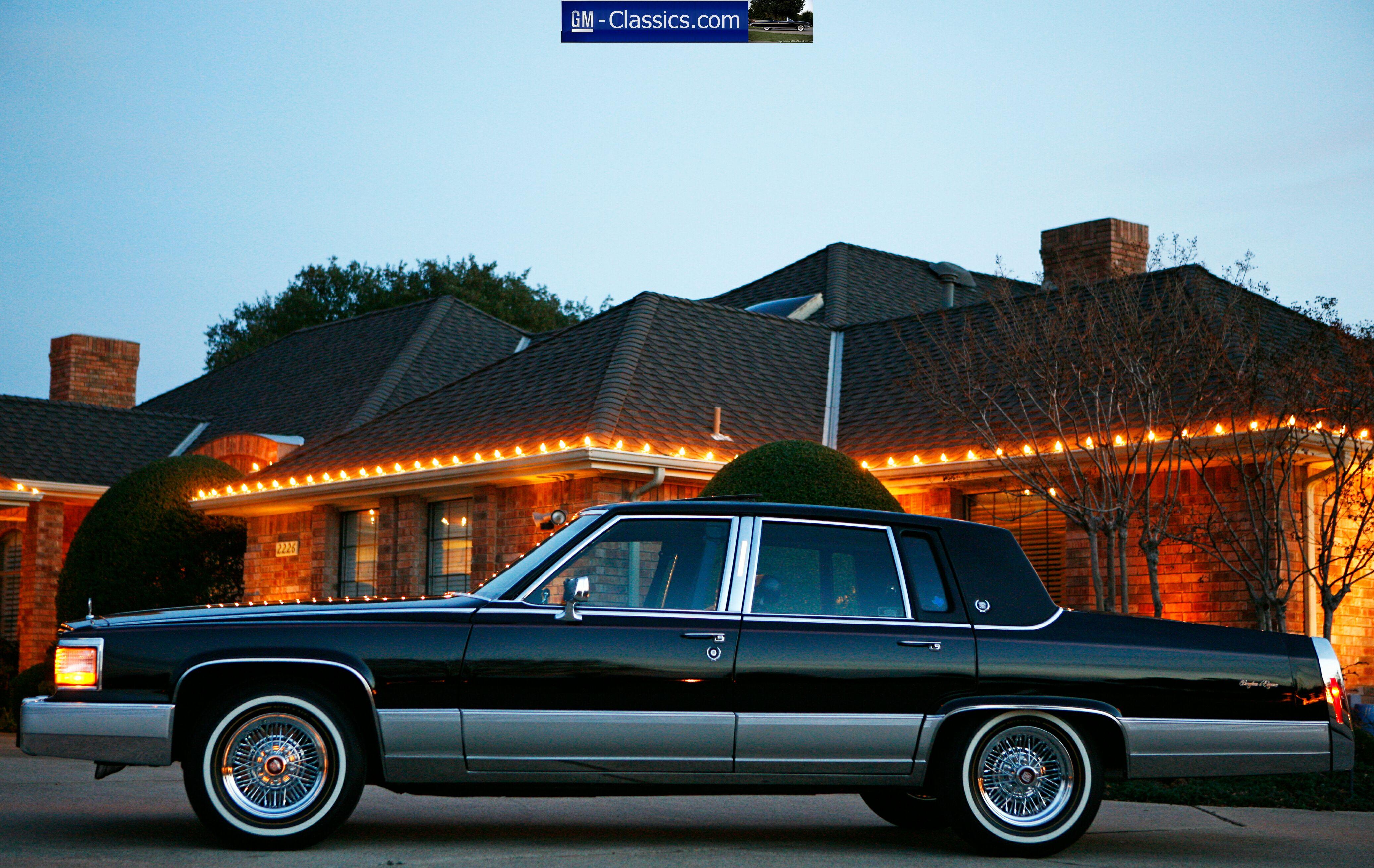 Cadillac Brougham - 5.7 Liter - Matt Garrett