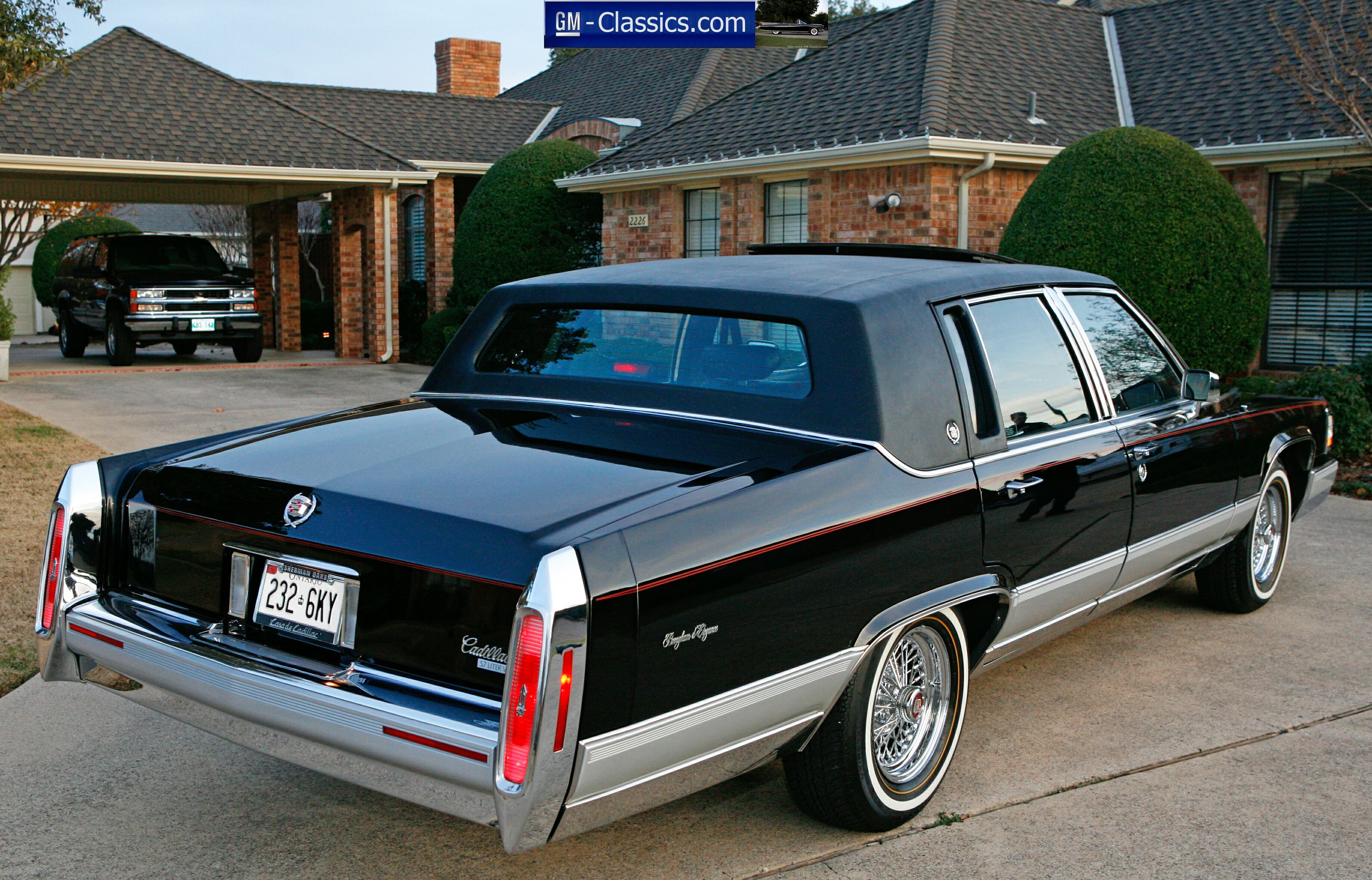 cadillac sale fleetwood for