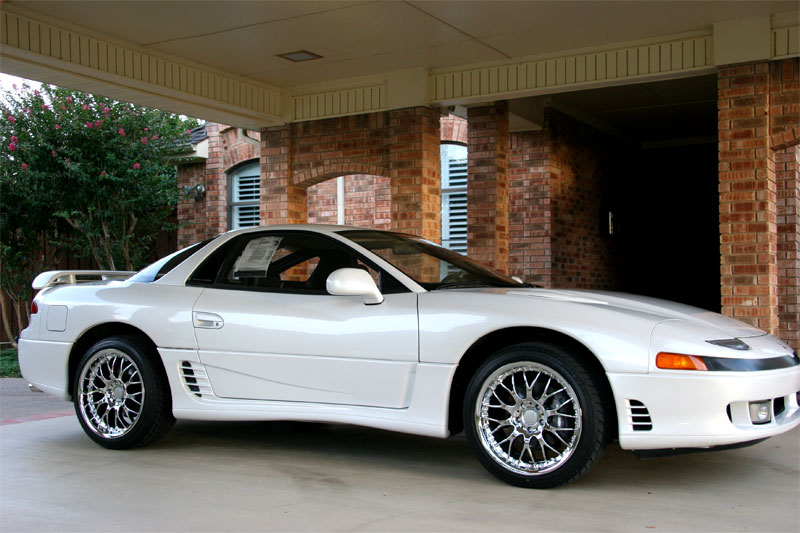 1992 Mitsubishi 3000GT VR4. Twin Turbo - 5 Speed