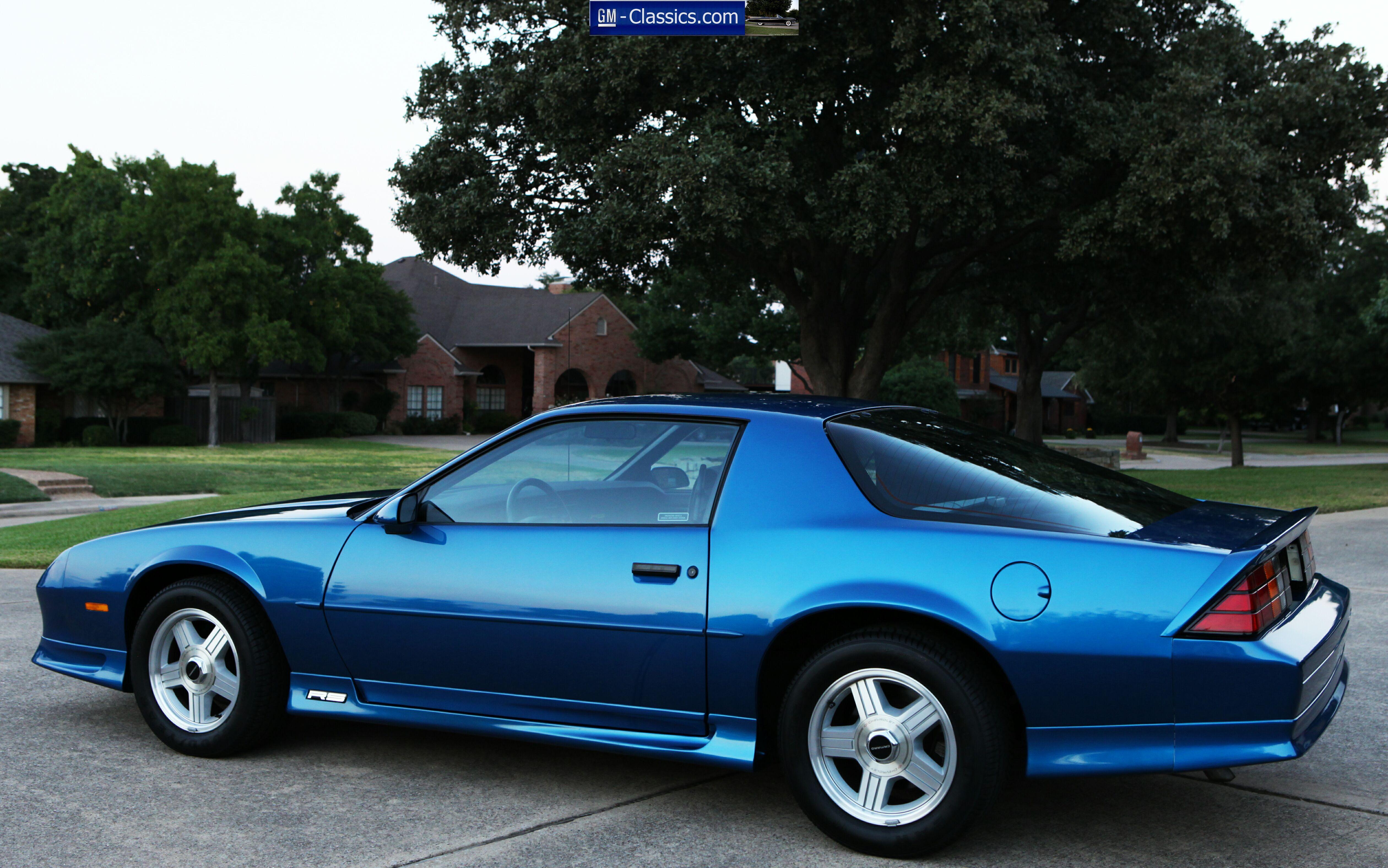 1992 B4c 1le Camaro