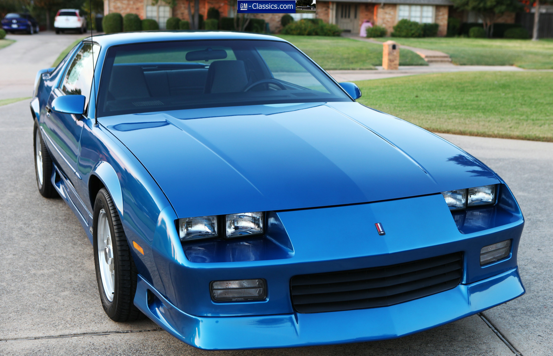 Camaro 1Le For Sale >> 1992 B4C 1LE Camaro
