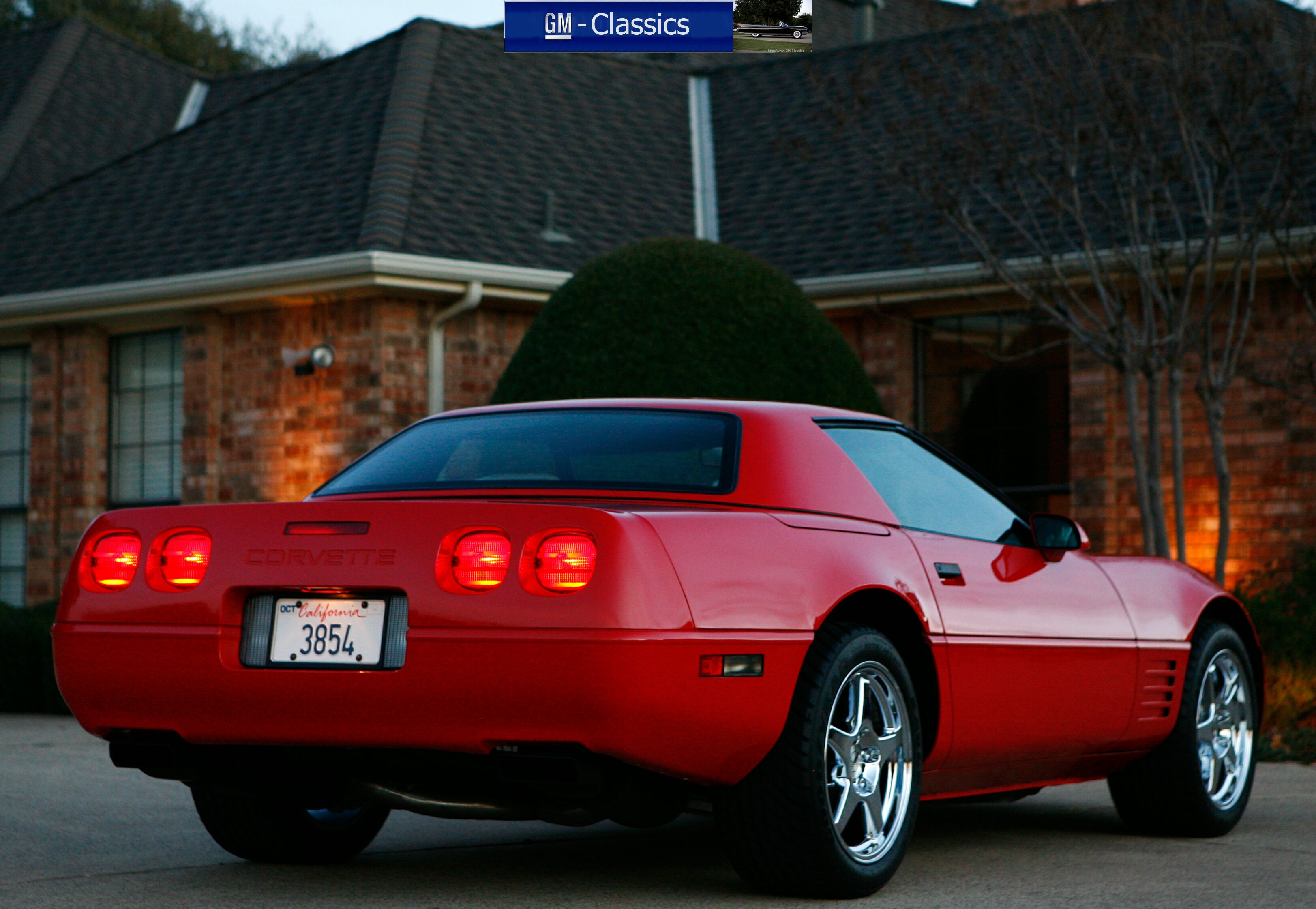 1992 Corvette Convertible Matt Garrett