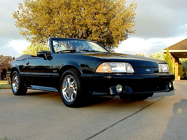 1993 ford mustang matt garrett. Black Bedroom Furniture Sets. Home Design Ideas