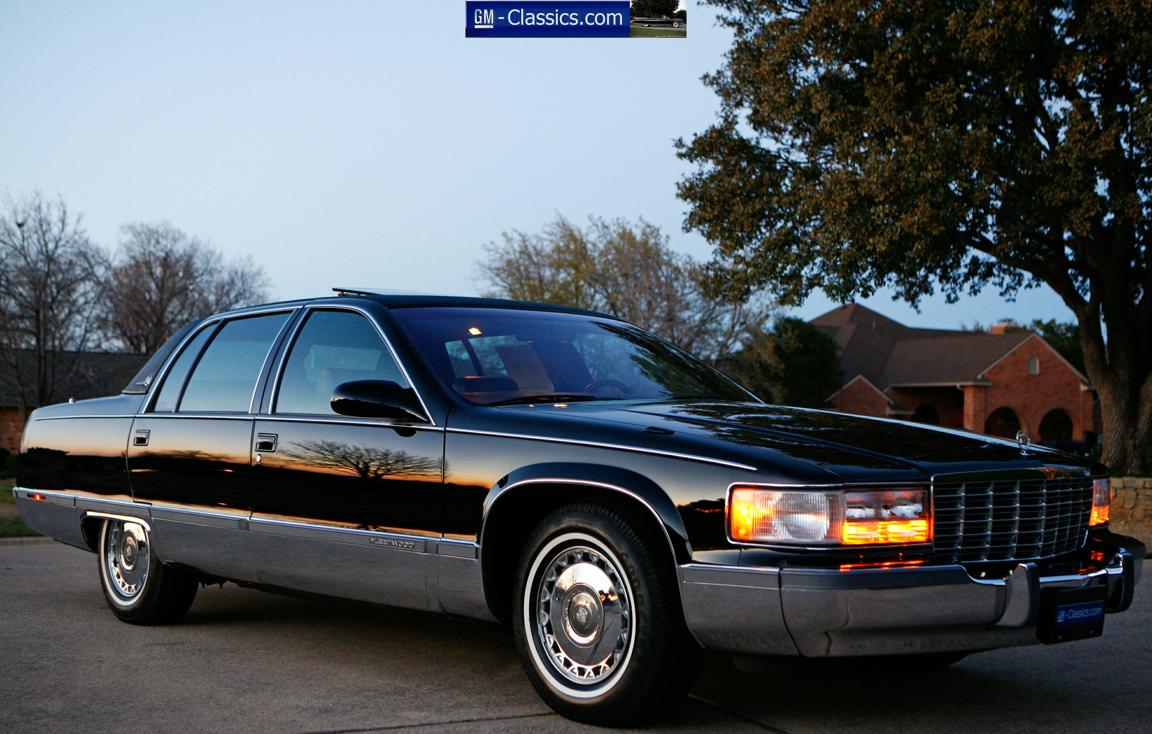 Sell new 1996 Cadillac Fleetwood Brougham LT1 - Worlds Finest Collector  Example in Carrollton, Texas, United States, for US $110,000.00