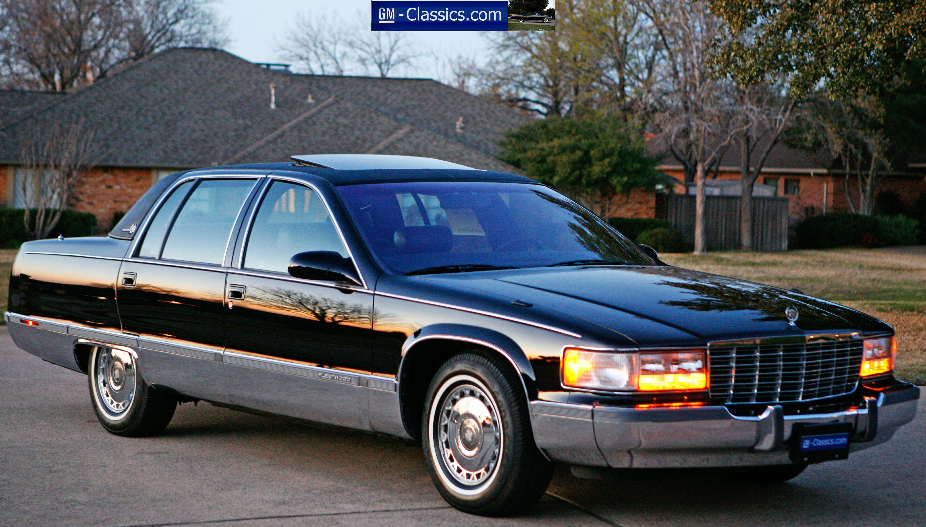 cadillac fleetwood 1996 96 brougham lt1 blow extreme any visiting thank brhm grail mcsmk8 cars