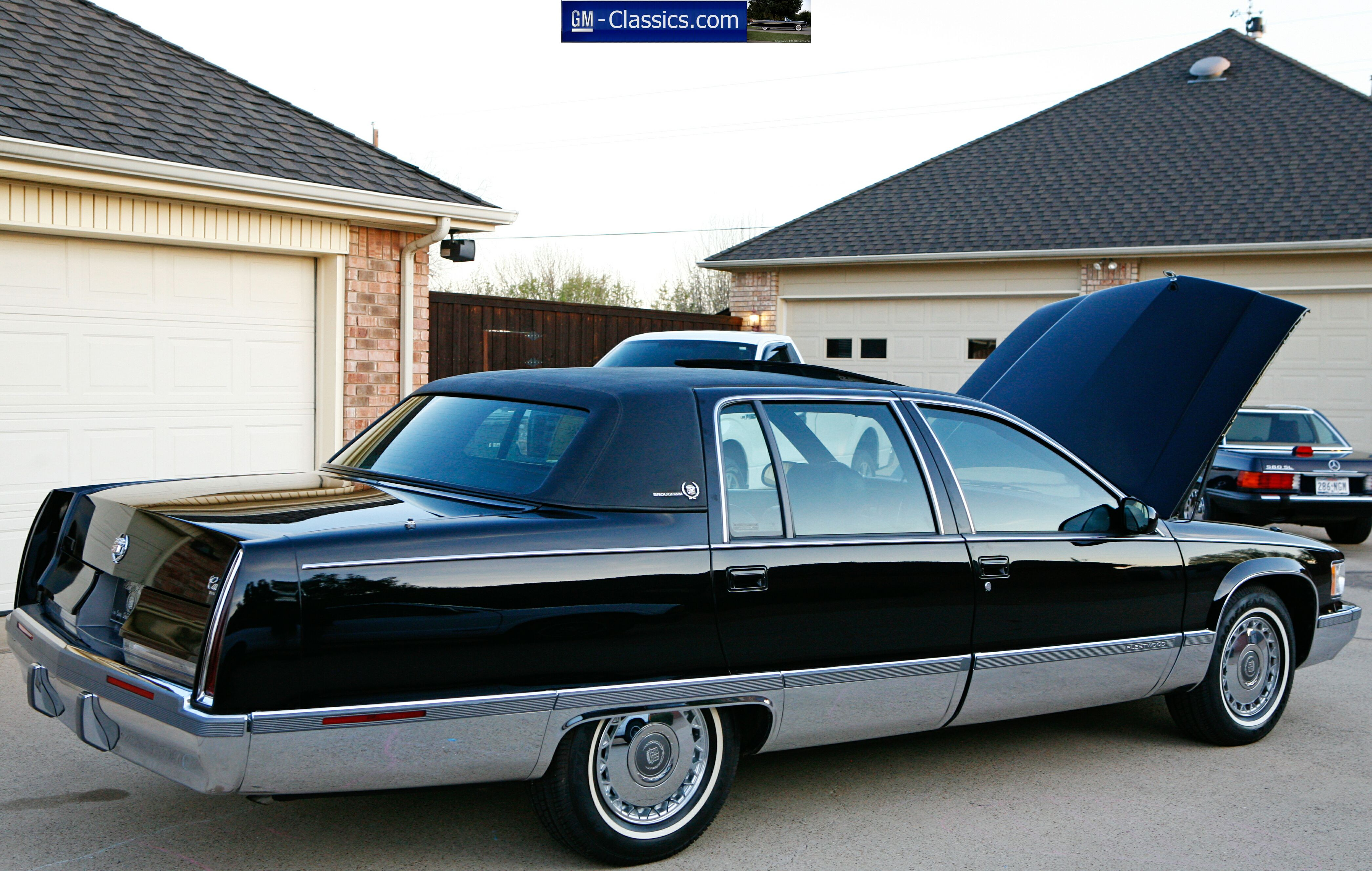 the long line of ancestors of the cadillac fleetwood brougham of 1996 (1996) chosen by people (usa) magazine as one of the 50 most beautiful people in the world he appeared in the music video and was the conductor and producer of.