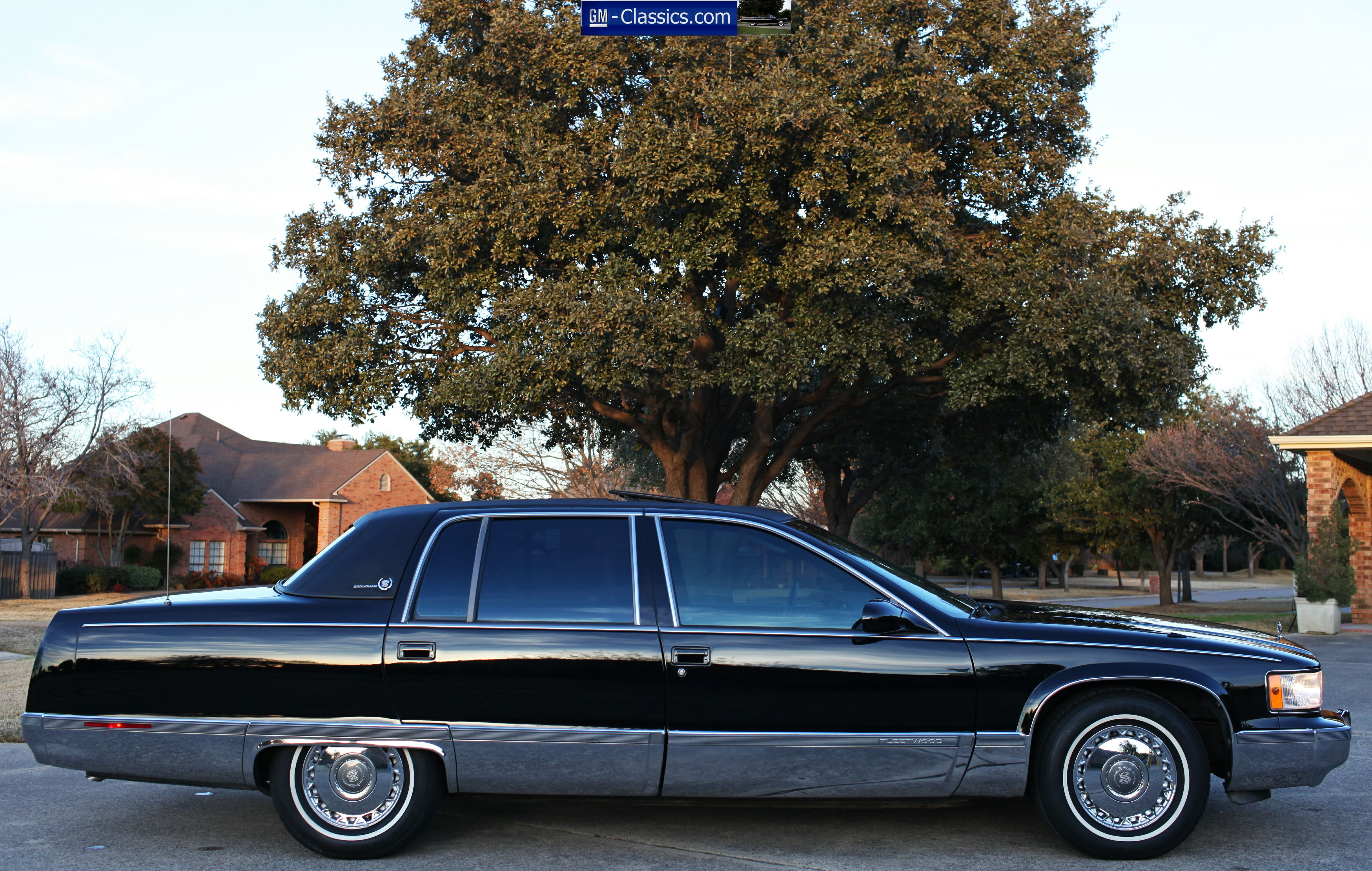 1996 cadillac fleetwood brougham matt garrett. Cars Review. Best American Auto & Cars Review