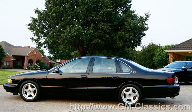 1996 Impala SS - Matt Garrett