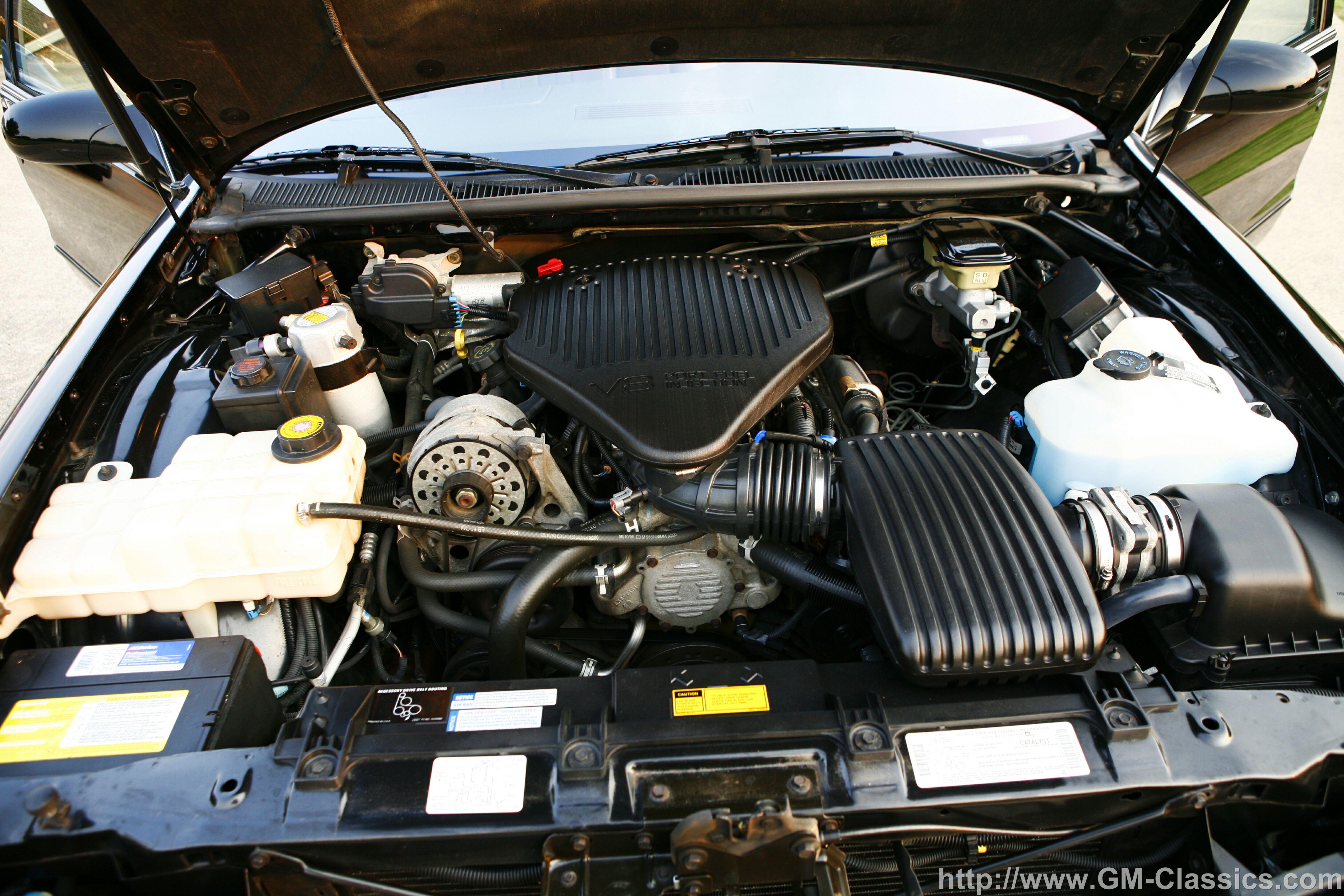 1996 Impala Ss Matt Garrett