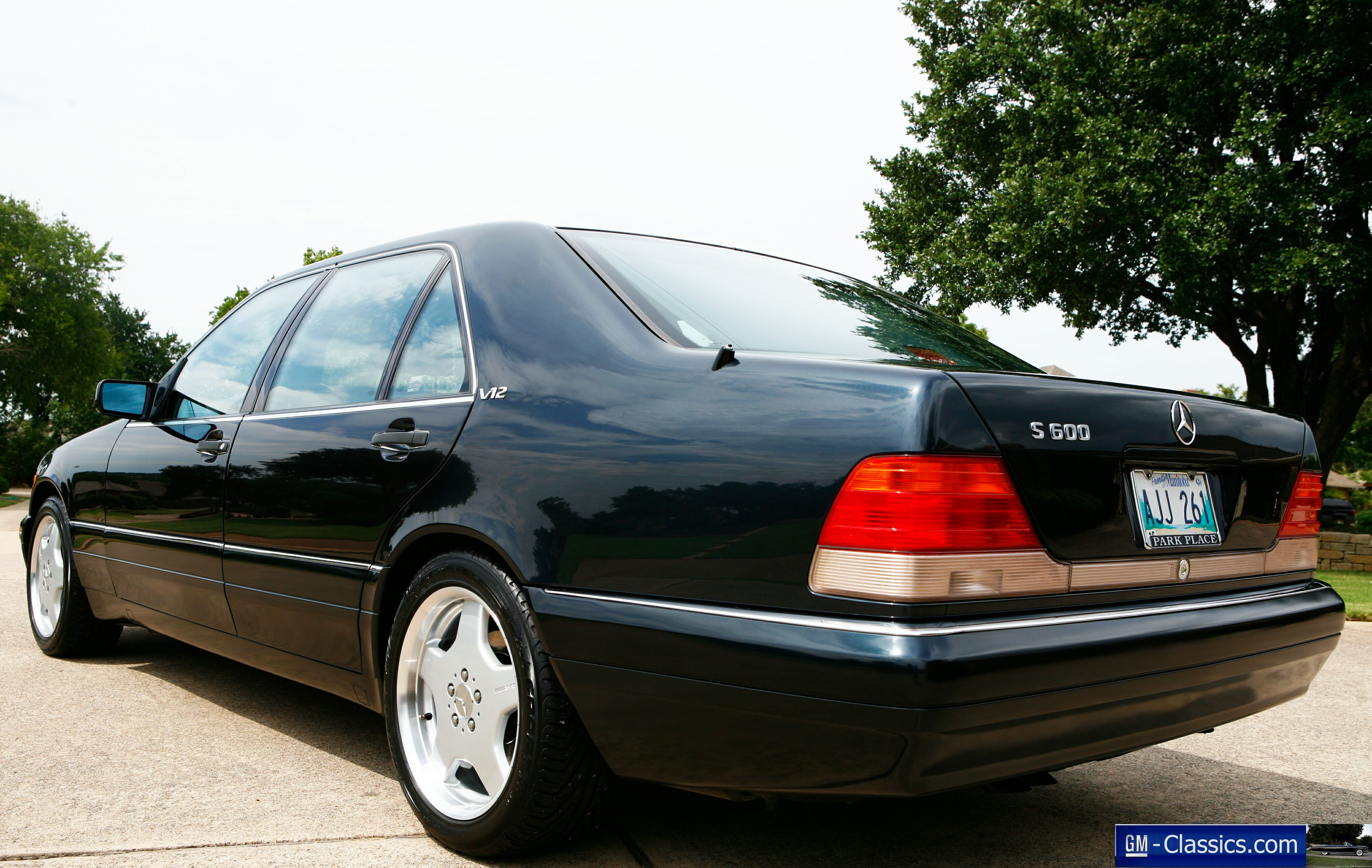 Mercedes benz s600 matt garrett for 1996 mercedes benz s600