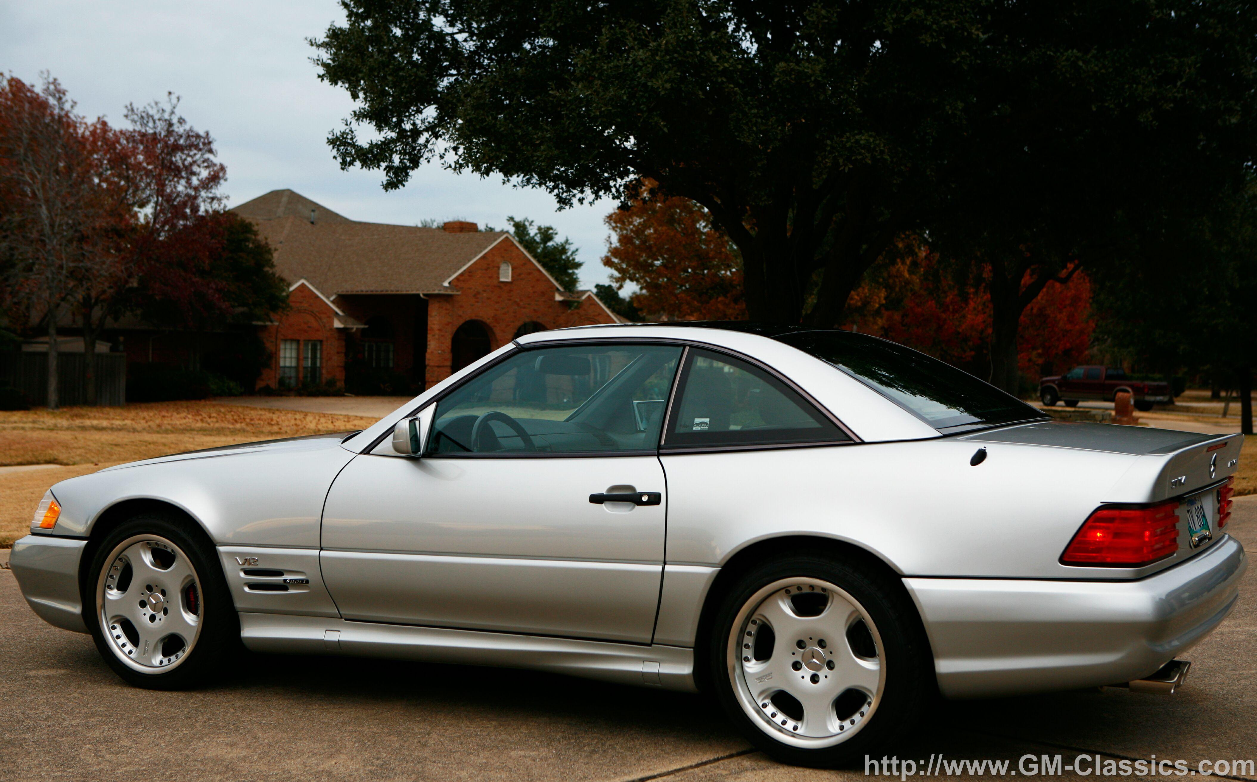 Mercedes Benz SL74  Matt Garrett
