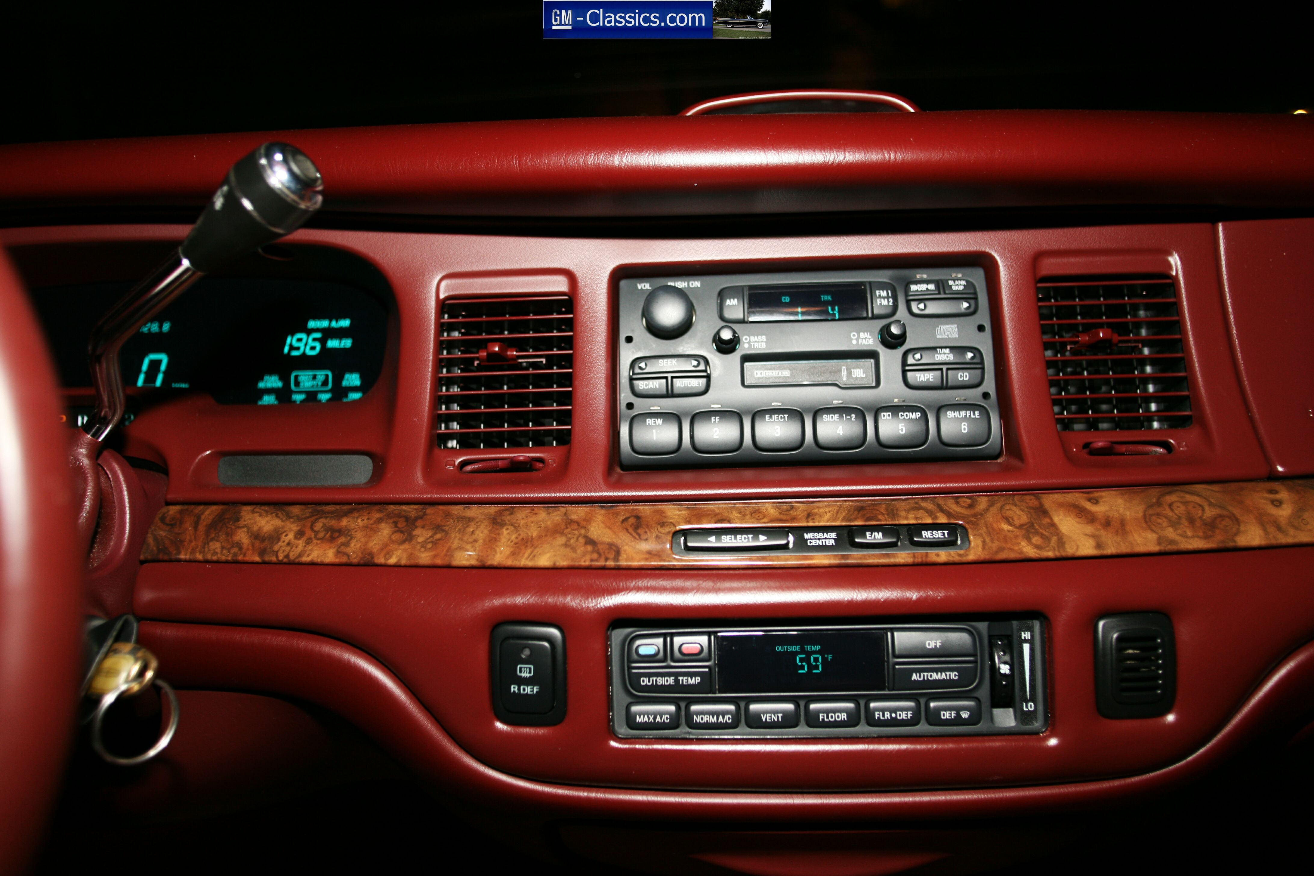 Purchase Used 1997 Lincoln Town Car Loaded Astro Roof Touring And In