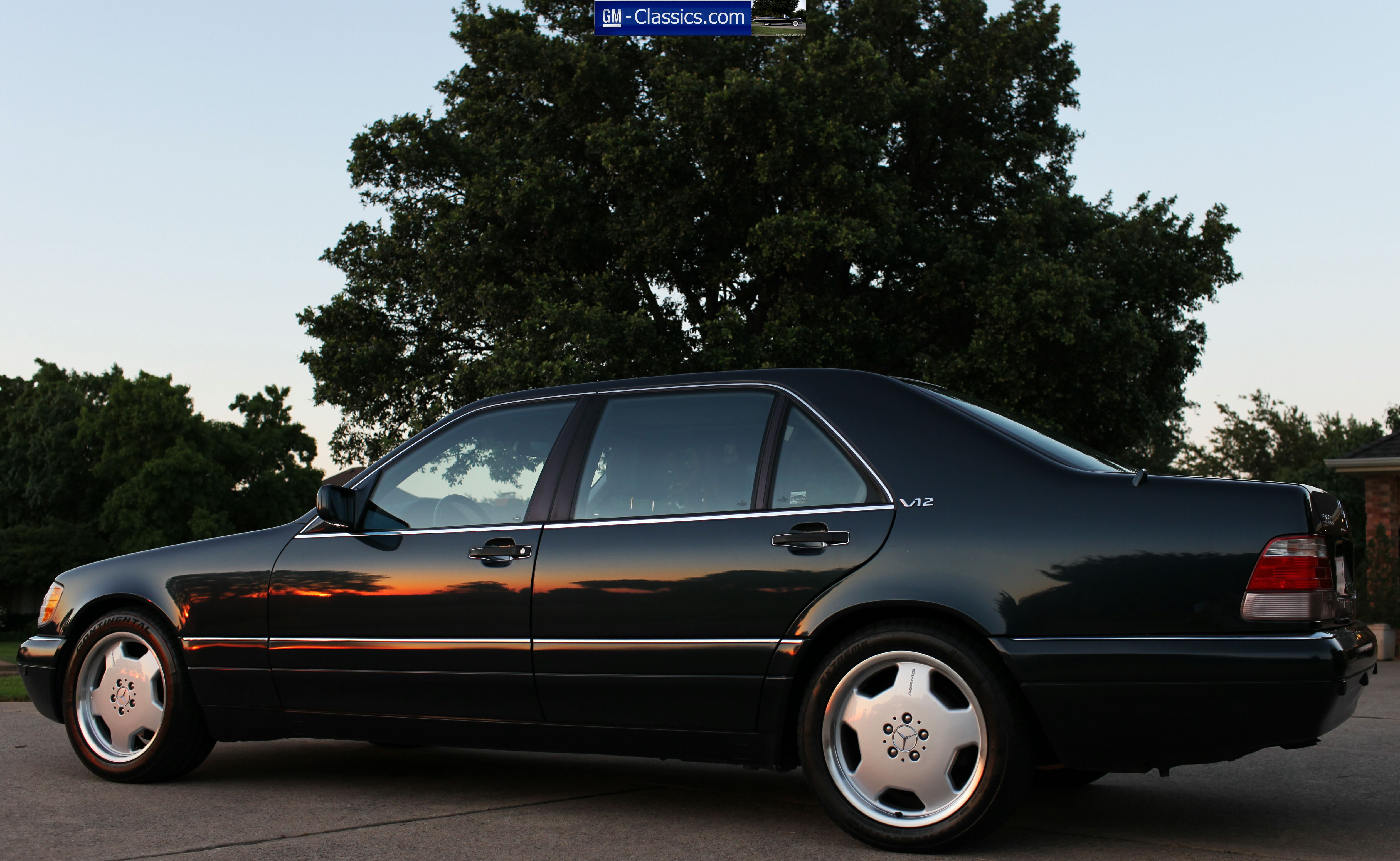 Mercedes Benz S600 - Matt GarrettMatt Garrett Car Collection