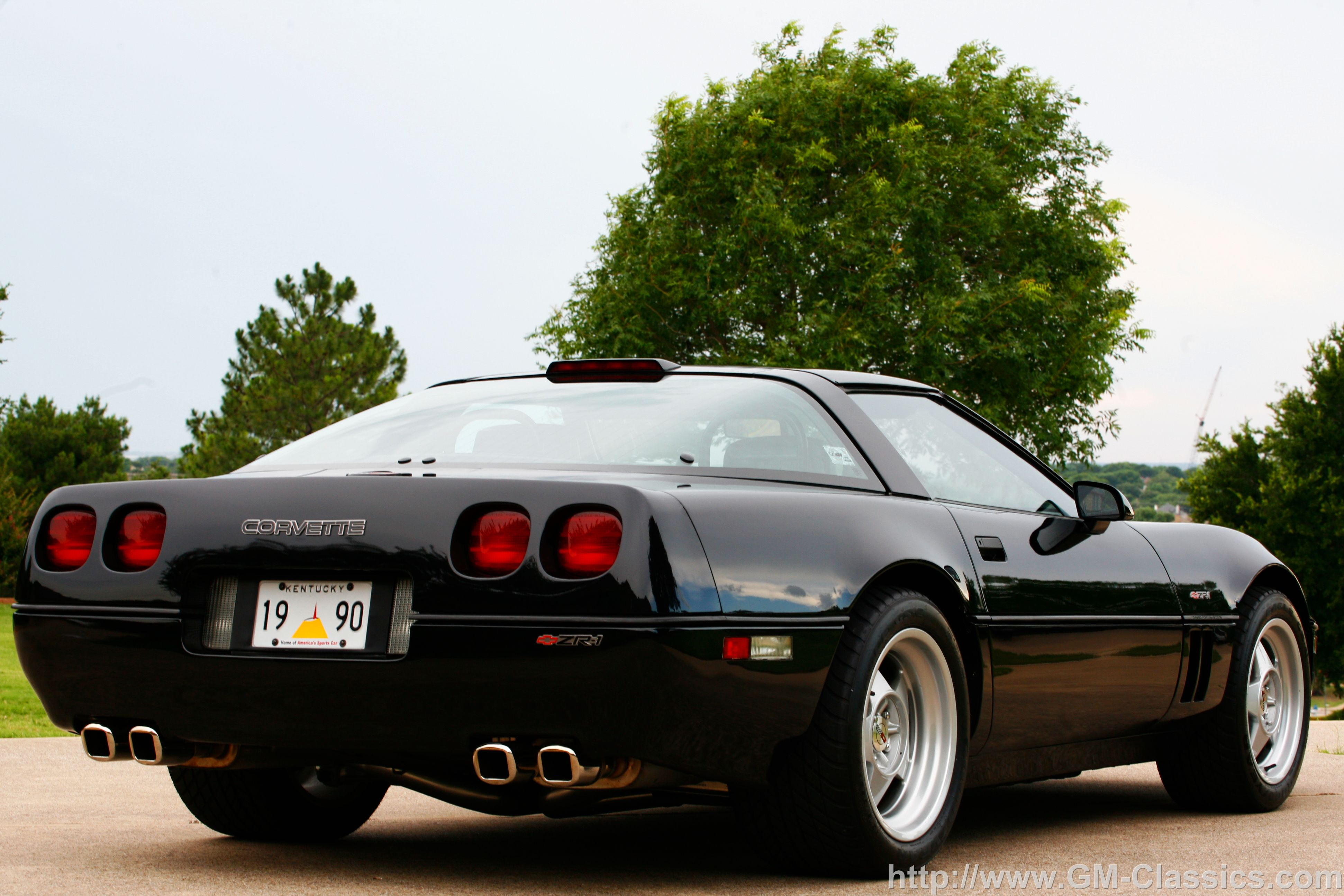Zr1 Corvette Home Page